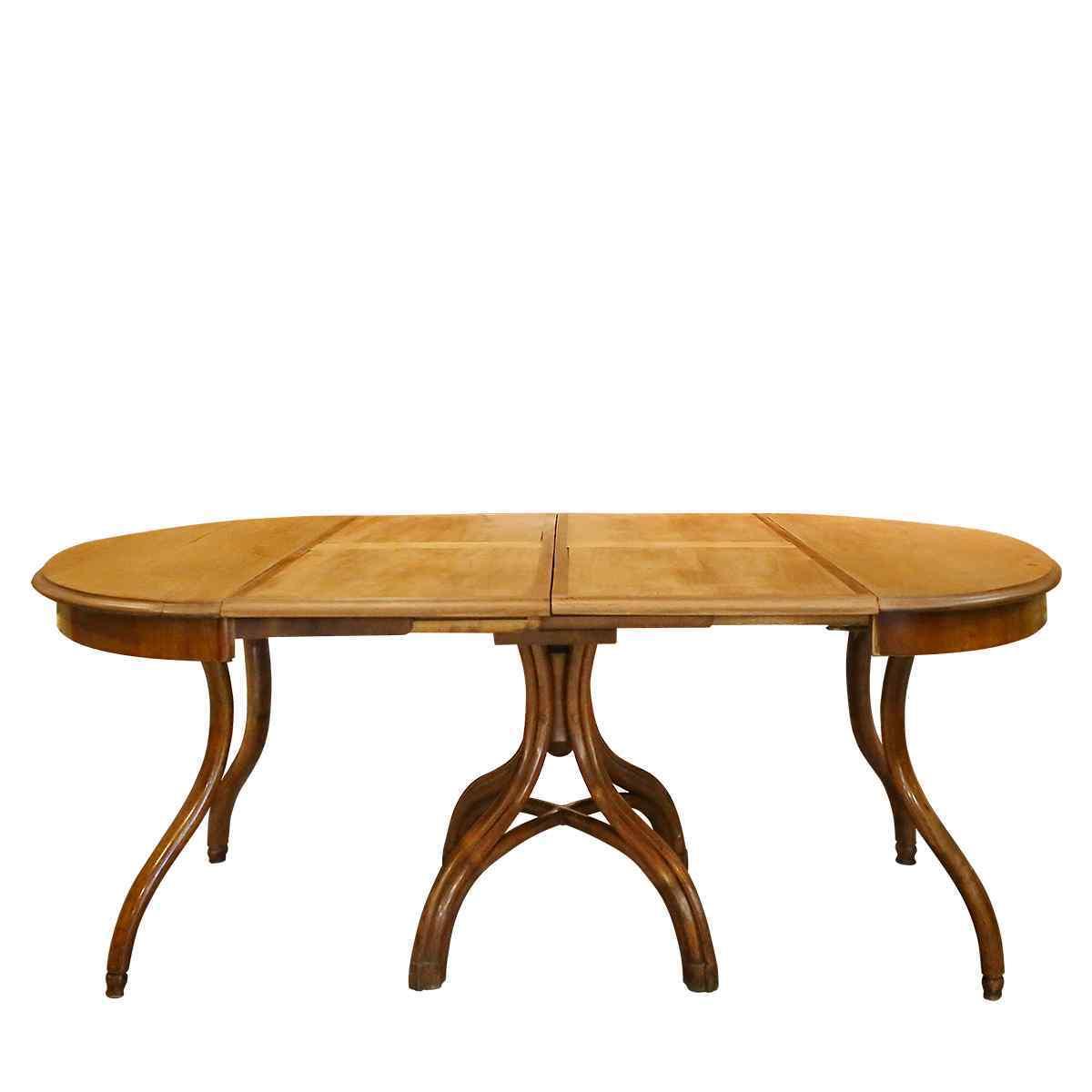 Table à rallonges Thonet