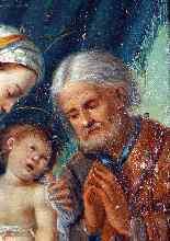 Piccola Sacra Famiglia del 500-3