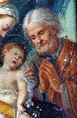 Piccola Sacra Famiglia del 500-6