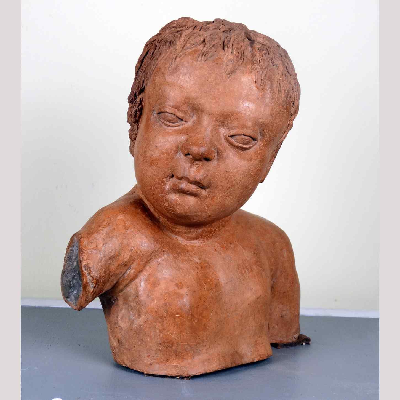 Terracotta fiorentina rinascimentale