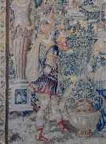 Tapestry of Brussels XVI - La Tenture de Vertumne and Pom-2