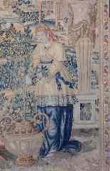 Tapestry of Brussels XVI - La Tenture de Vertumne and Pom-7