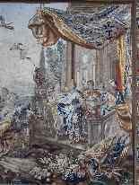 Royal Производство Гобелен Брюссель - семнадцатый Epoque-0