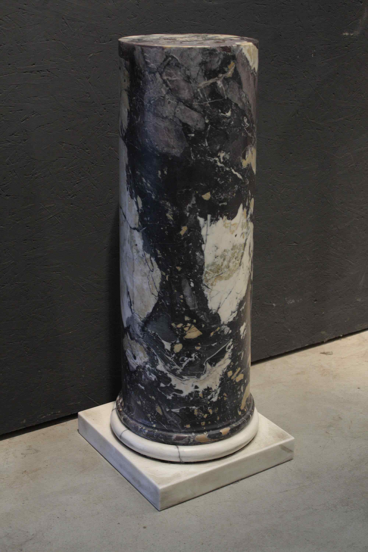 Marble column 18th century