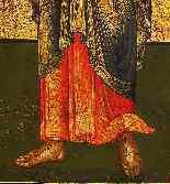 Saint Paul Apostle, Moscow School, late 18th century-1