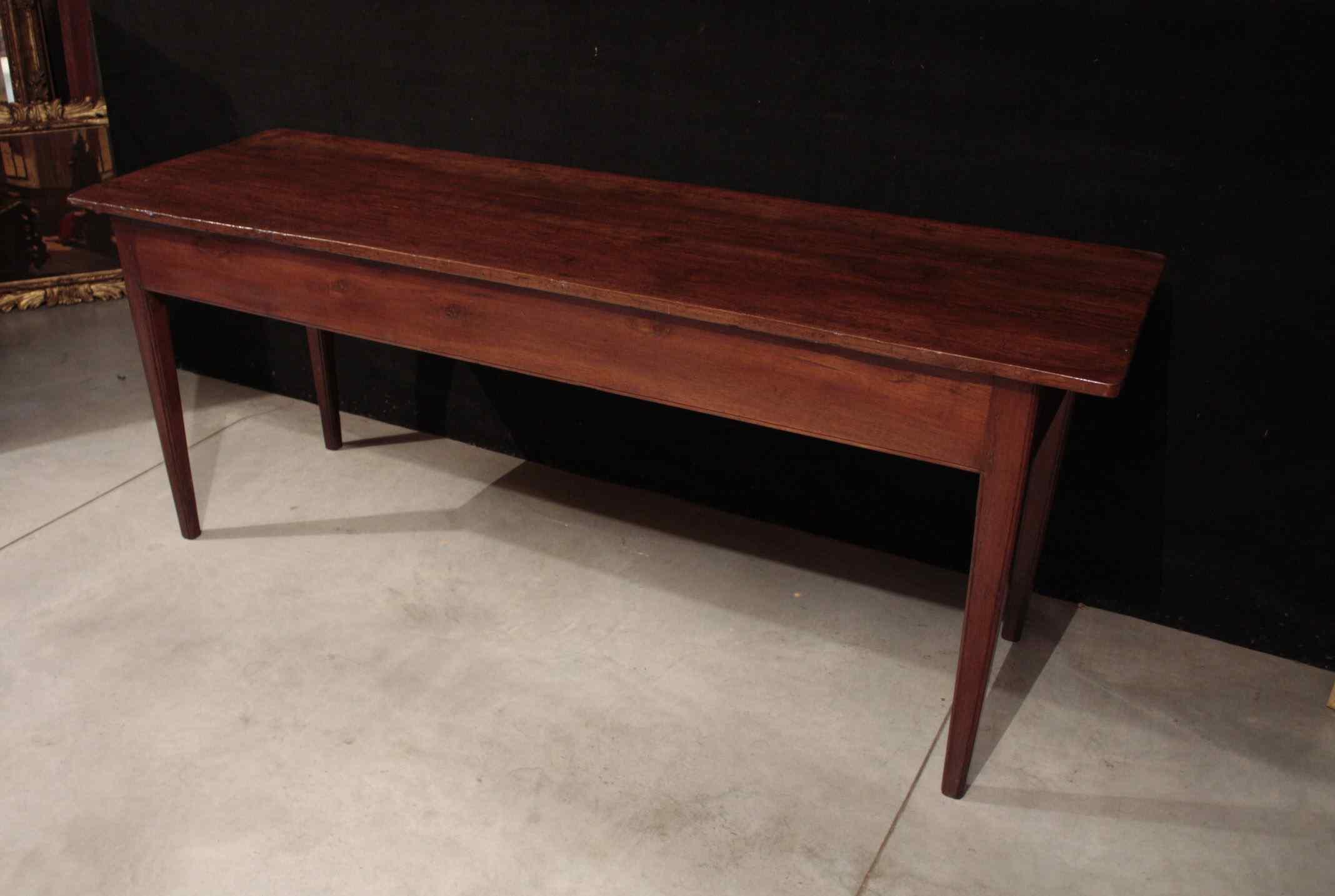 Луи XVI монастырской трапезной стол
