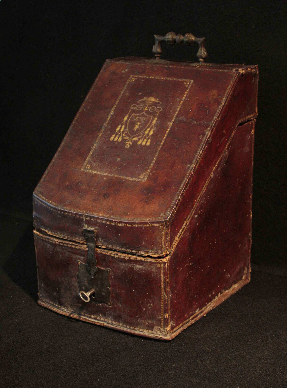 cuir Cercueil del'700