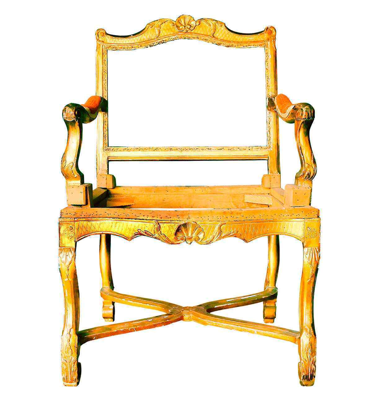 A Regency Armchair 18th century