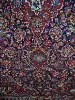 Tapis Persan Kashan 1970-4