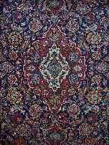 Tapis Persan Kashan 1970-7