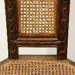 A Pair of Corner Chairs 18th century-5