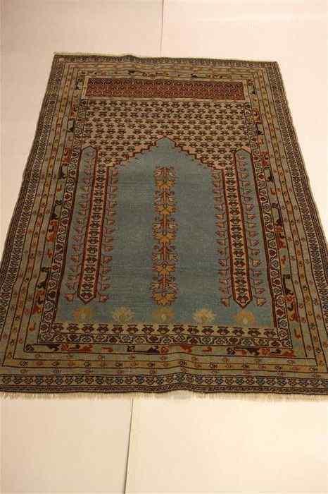 Turkish Anatolian Prayer Rug