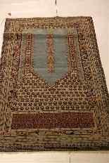 Turkish Anatolian Prayer Rug-1