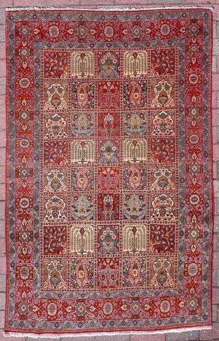 Carpets Iran Ancient Ghoum