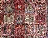 Иран Ghoum Старый Ковер-3