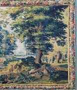 Брюссельский гобелен Людовика XIV-4