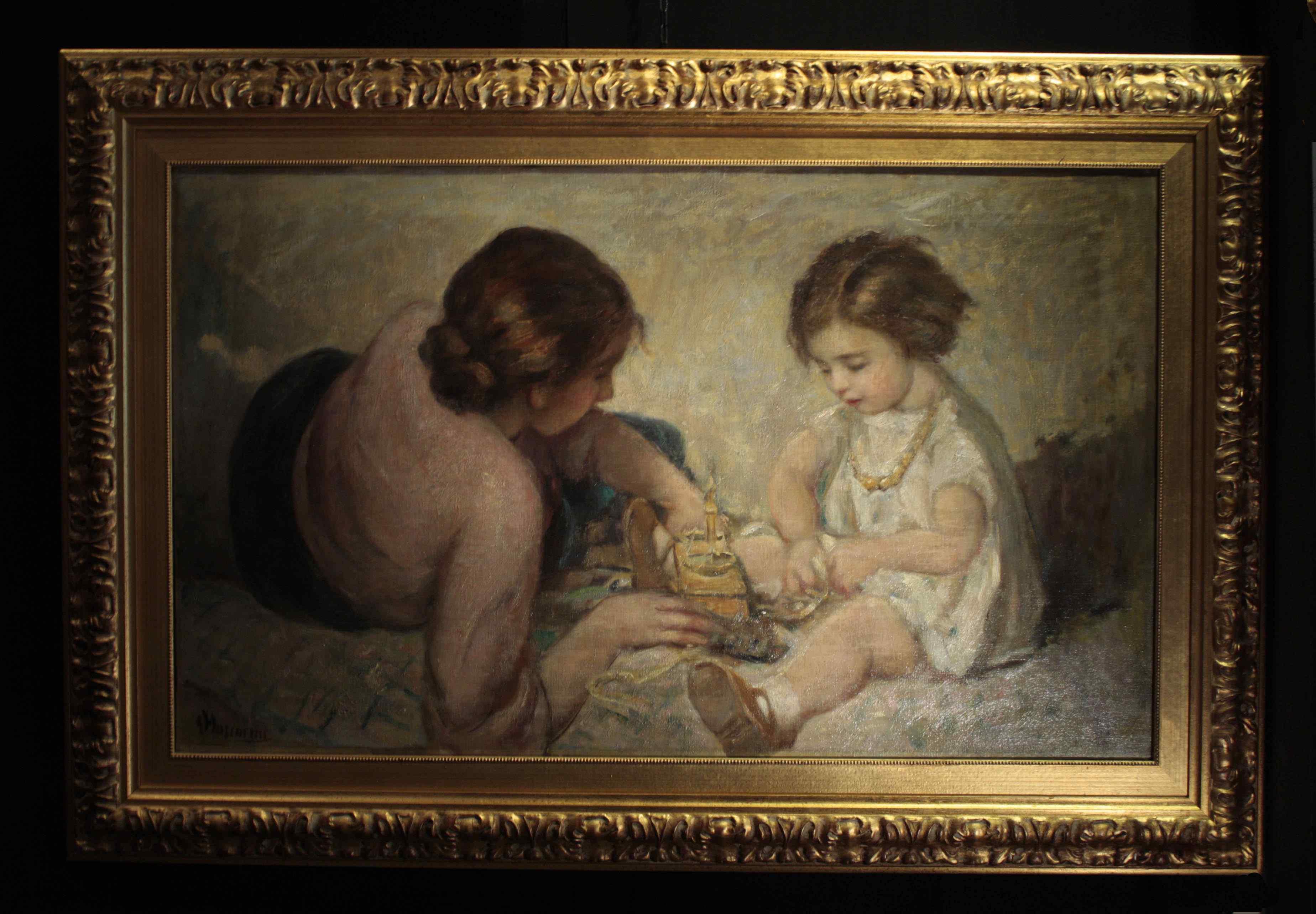 Giuseppe Mascarini - Mother and Child