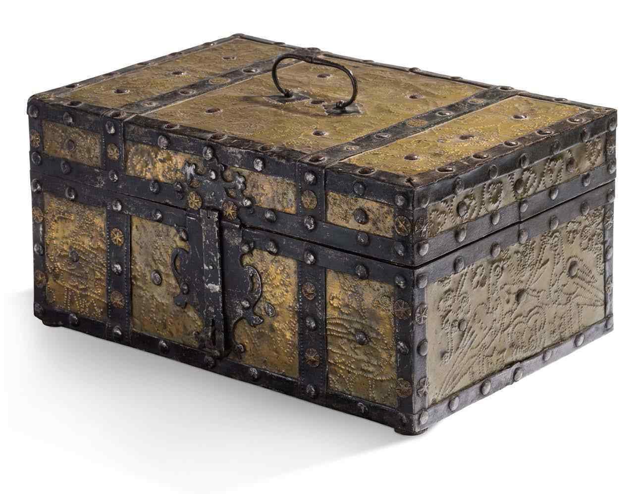 Chest Of Travel To Secrets, XVIII, Graf Von Hohenthal.