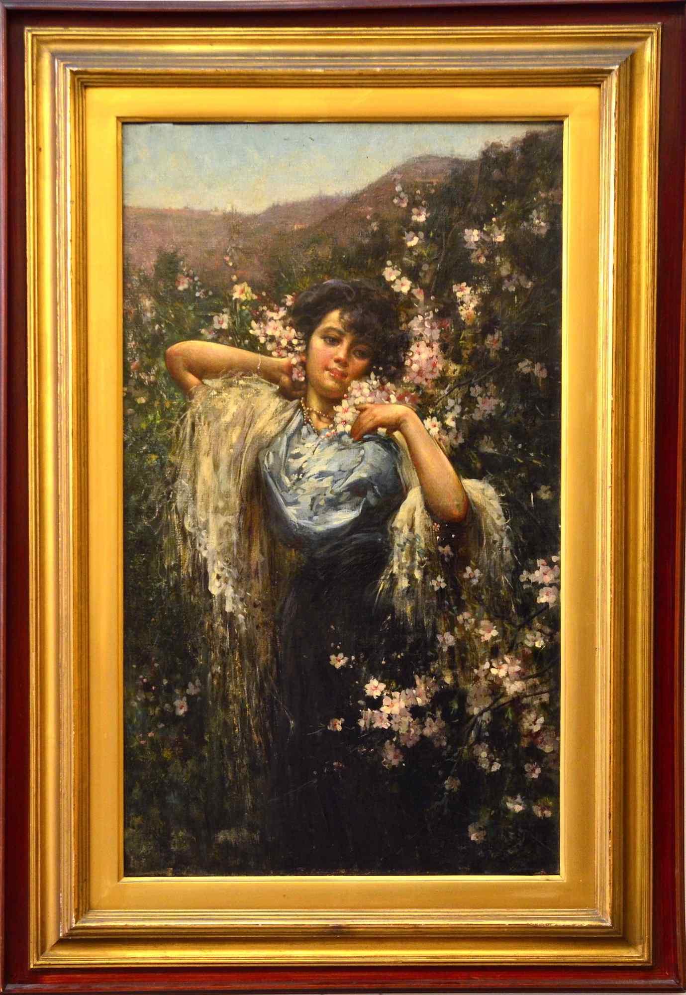 Сальваторе Постиглен (Неаполь 1861-1906), весна