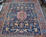 GRAND TAPIS IRAN MAHAL SIGNE DEBUT XXEME SIECLE-1