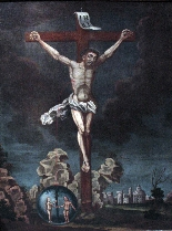 Окрашенные «Искупление человека» сек. XVIII-1
