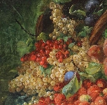 Eugène Petit (1839 - 1886), Natura morta con frutta-3
