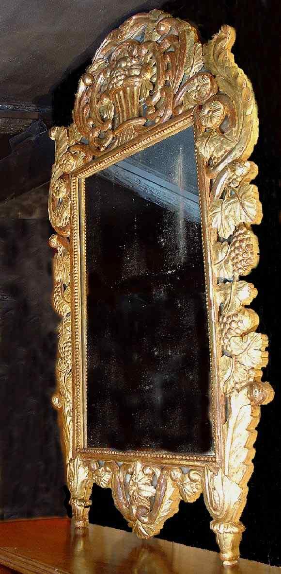 Grand Miroir du 18ème siècle