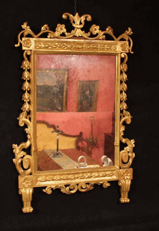 Specchiera Toscana, sec. XVIII