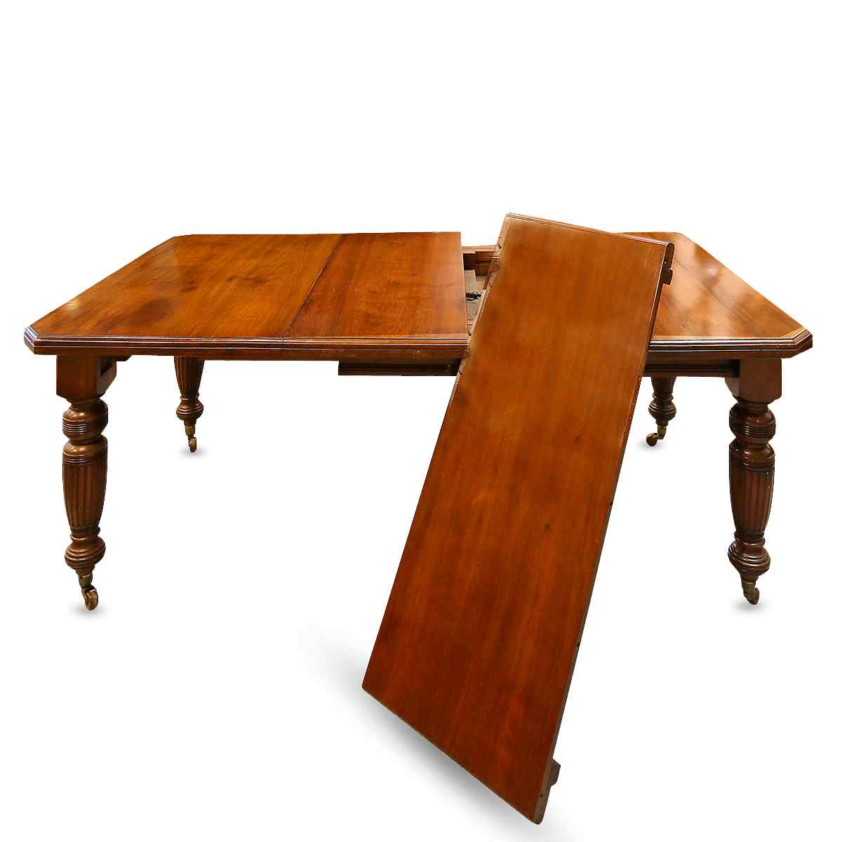 An English Table with Wind Out Mechanism 19th century