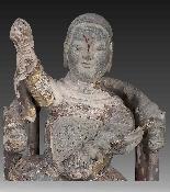 Generale dell'impero Qing XVIII Sec.-5