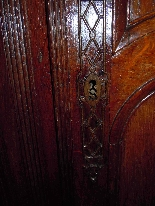Armadio XVIII Felci origine quercia-0