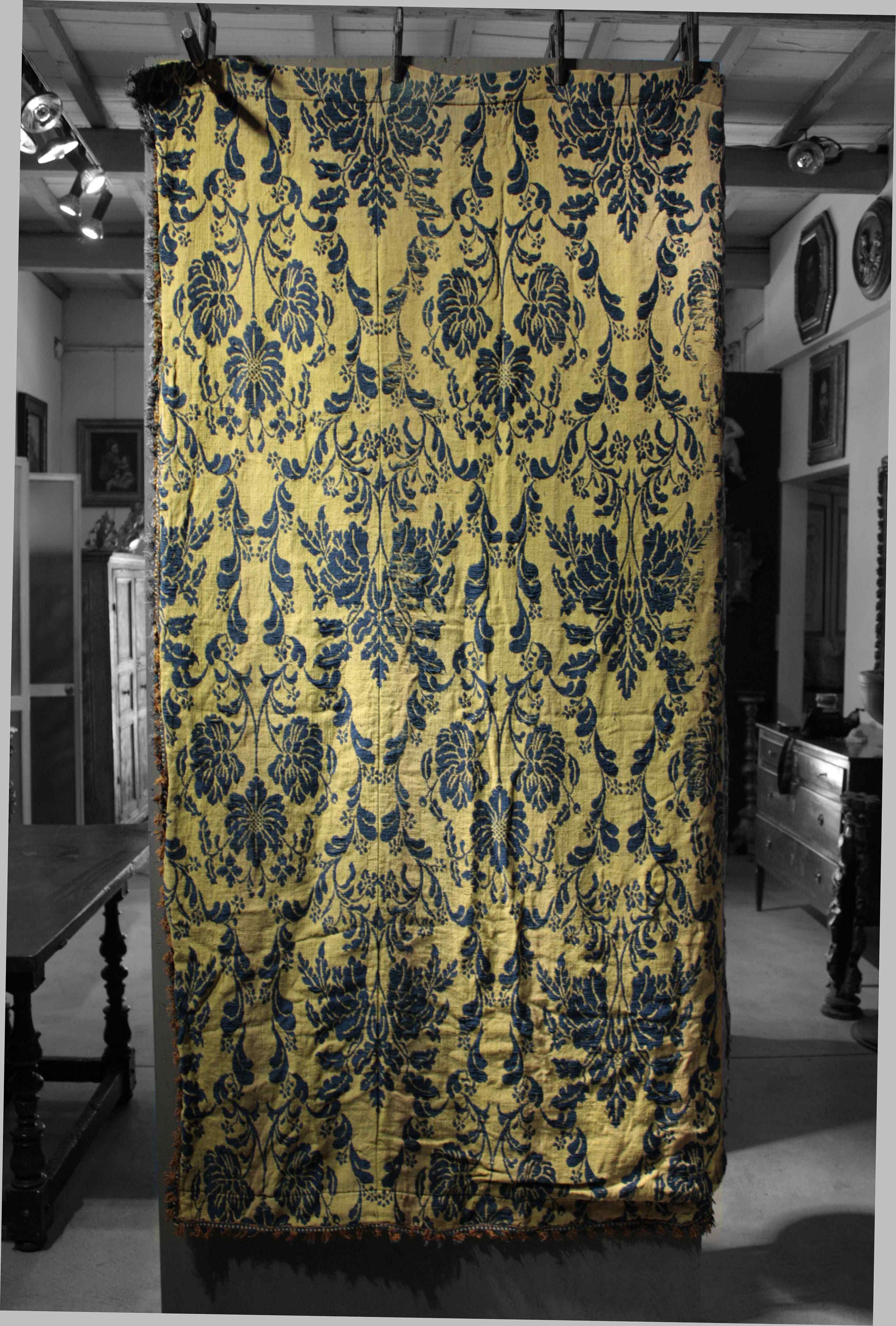 Tessuti Luchesi inizi XVIII secolo