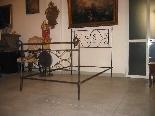 Iron bed Sec. XVIII-0