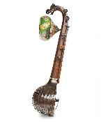 Antica Rudra Veena, strumento musicale indiano-2