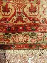 Tabriz Adjajhiji In Silk Signed - Iran 19th Century-6
