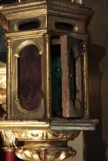 Pair of lampposts sec. XVI-2