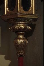 Pair of lampposts sec. XVI-1