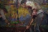 Giuseppe Mascarini (1877-1954) - Piccolo orto-2