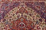 Large Rug Teheran - Will - End of 19th Century  Iran-3