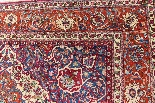 Large Rug Teheran - Will - End of 19th Century  Iran-2