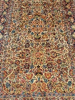 Качан Dabir ковер - Иран 1930 - 20-й-3