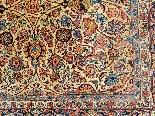 Качан Dabir ковер - Иран 1930 - 20-й-2