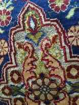 Héréké In Silk And Gold Thread Signed - Extra Fine Quality-3
