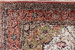 Tappeto Ghoum grande seta - verso il 1960 Iran-4