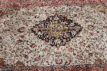 Tappeto Ghoum grande seta - verso il 1960 Iran-5