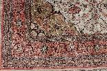 Tappeto Ghoum grande seta - verso il 1960 Iran-1