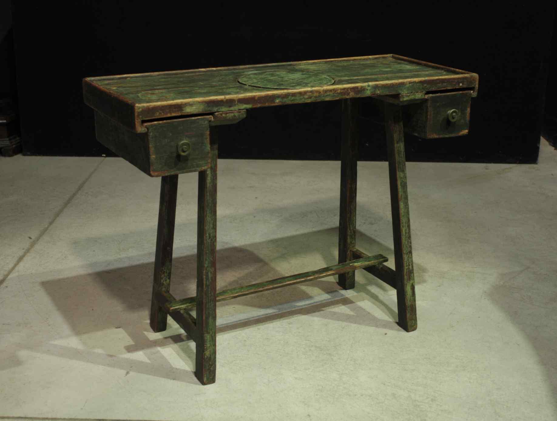 oreiller Table basse Sec. XVIII