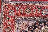 Isfahan Tappeto Firmato Davari - L'Iran Intorno al 1970 20-4
