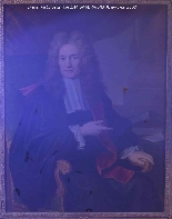 Great Portrait of Magistrate Hyacinthe RIGAUD  XVIIIth-3