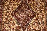 Carpets Kachan Mortachem silk About 1880 19th-1